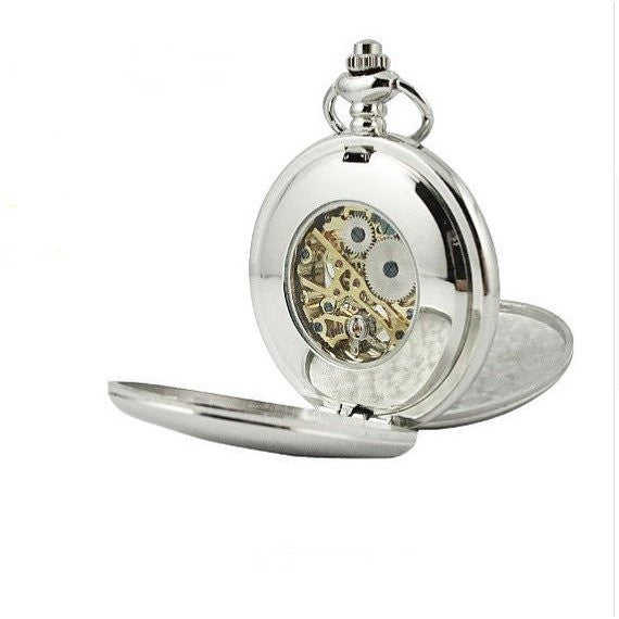 Buying the Perfect Pocket Watch: Types