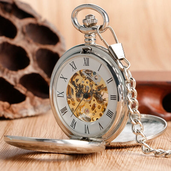The Nitty Gritty: Personalized Pocket Watch