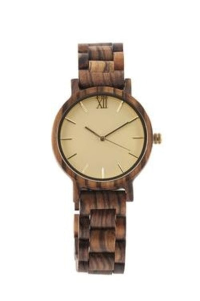 Xotic Wooden Watch Line