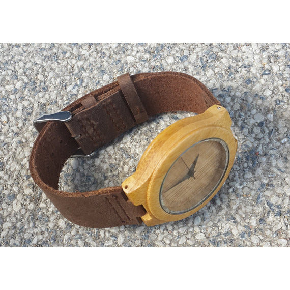 Women's Wooden Customized Personalized Watch