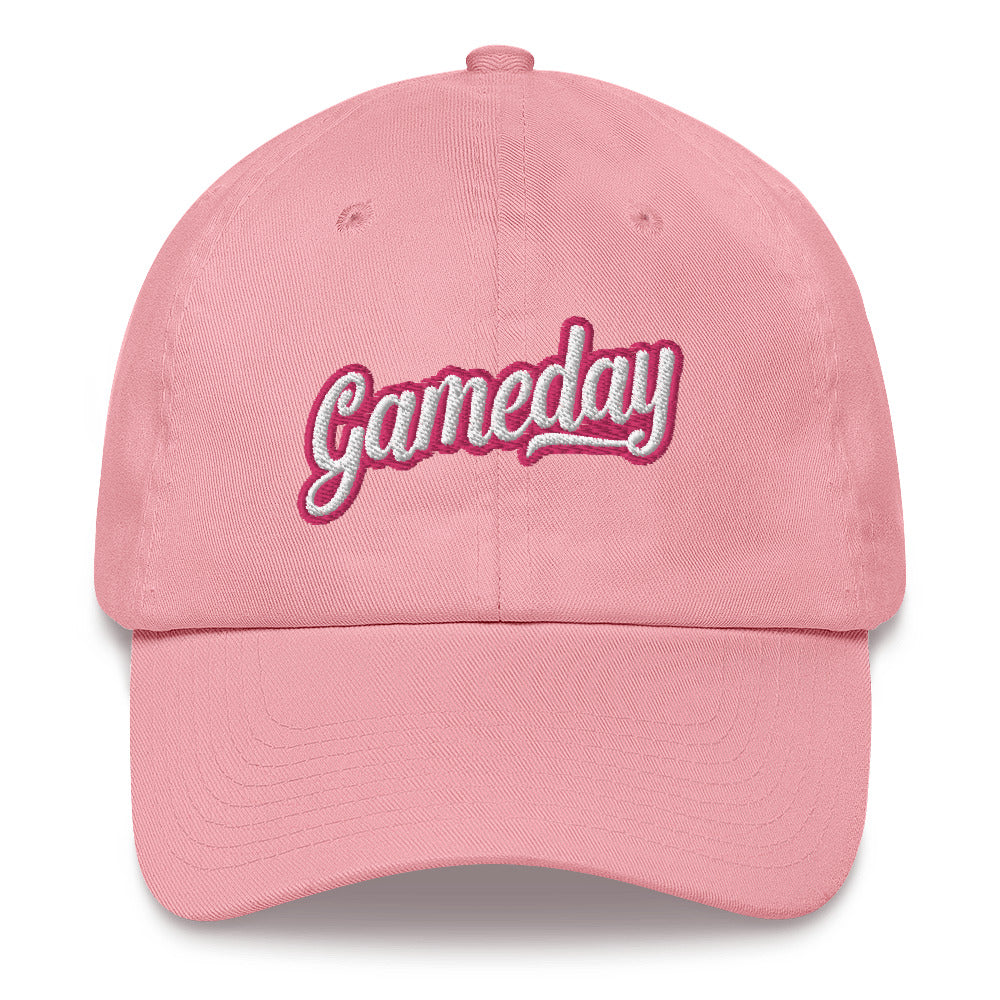 Pink Gameday Hat
