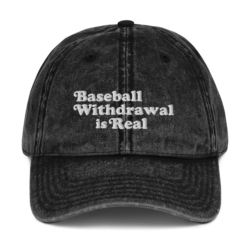 Baseball Withdrawal is Real | Hat