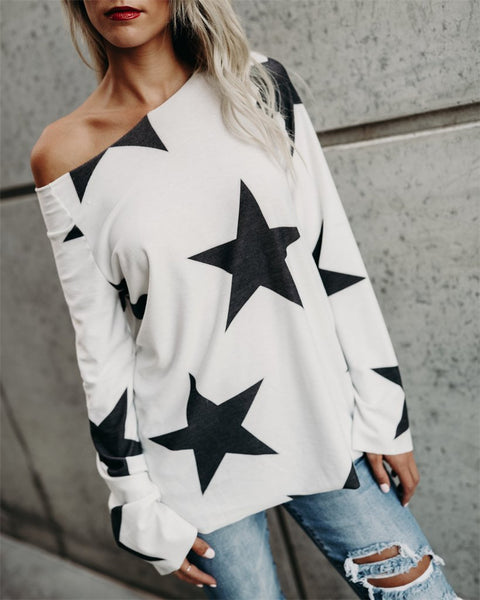 Star off the shoulder