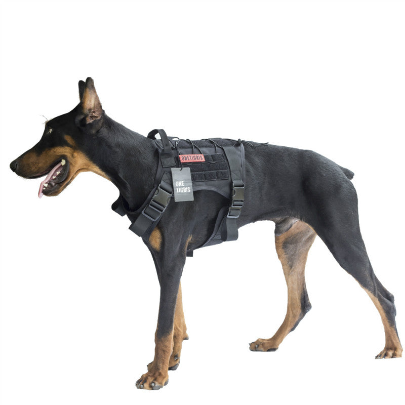 OneTigris Military Harness (3 colors) - Canine Love Co.