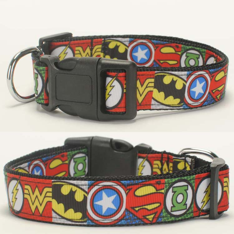 Ultimate Heroes Collar - Canine Love Co.