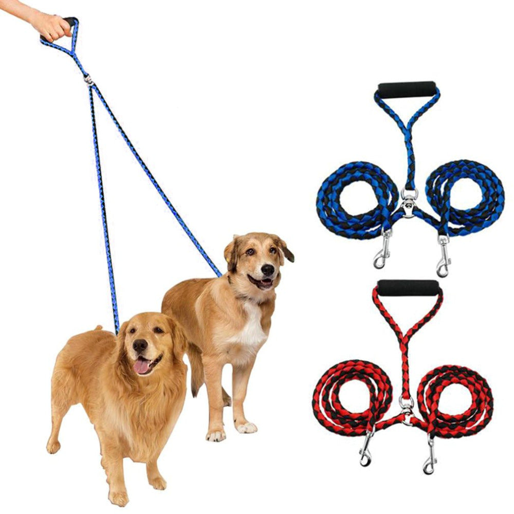 Dual Dog Leash - Canine Love Co.
