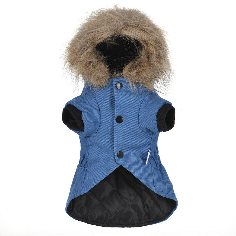 K9 Parka Jacket - Canine Love Co.