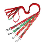 Holiday Leashes - Canine Love Co.