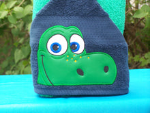 Dino Explorer Hooded Towel