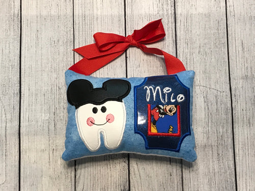 Mouse Tooth Fairy Pillow