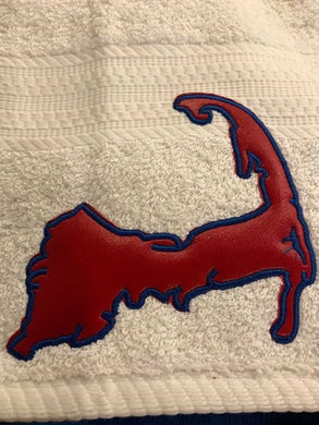 Cape Cod Hooded Towel
