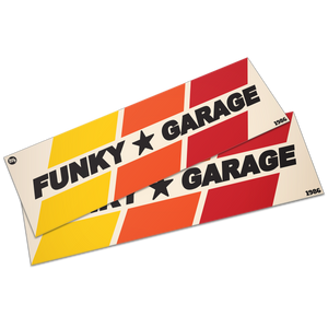 Old School Toyota FUNKYGARAGE Slap