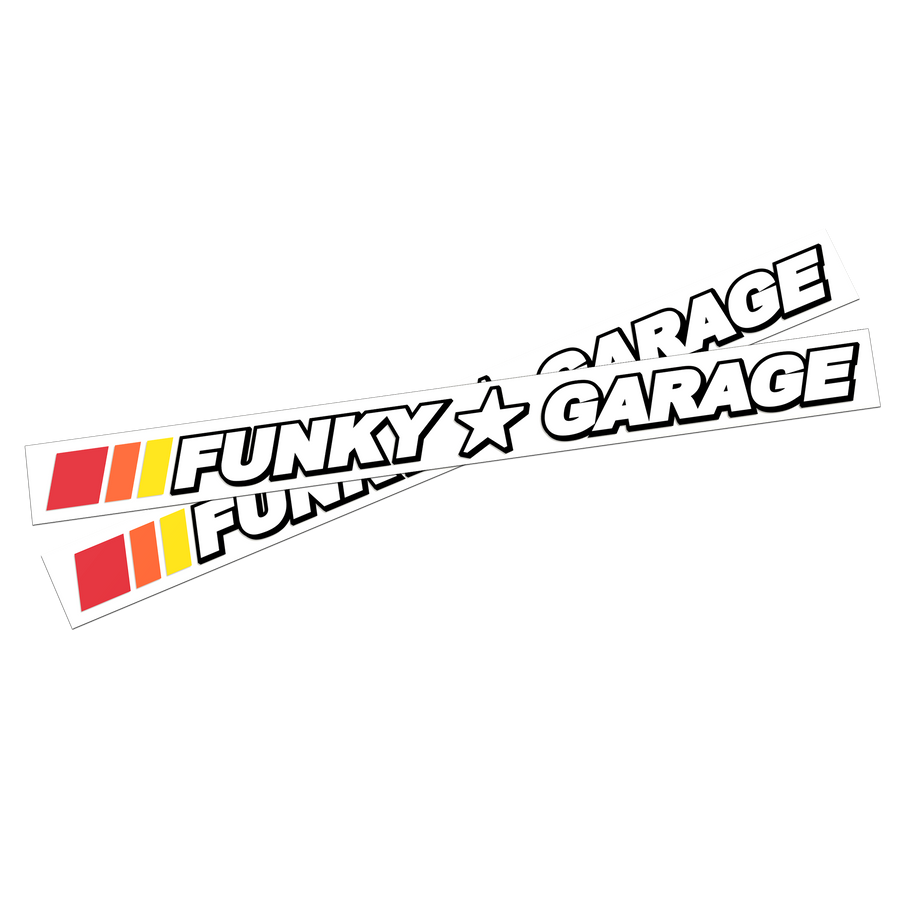 FUNKYGARAGE Die-Cut