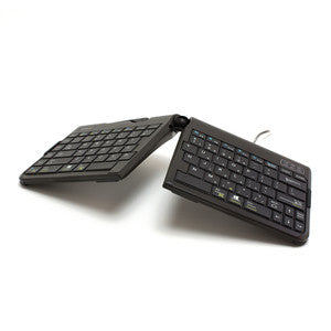 Goldtouch Travel Ergonomic Keyboard  (A151)