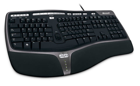 Microsoft Natural Ergonomic Keyboard 4000 (Code A57)