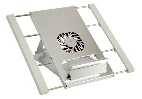Adjustable Aluminium Laptop Stand (Code A18)
