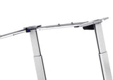 Aluforce Pro 250 Height Adjustable Desk Frame Zoom View