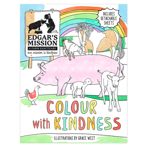 Colour with Kindness