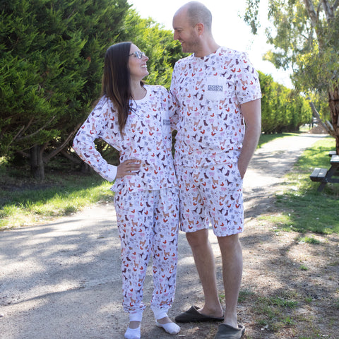 Pyjamas (Sold Separately - Tops or Bottoms)