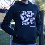 Quote Hoodie