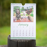 2021 Ruby Desk/Wall Calendar
