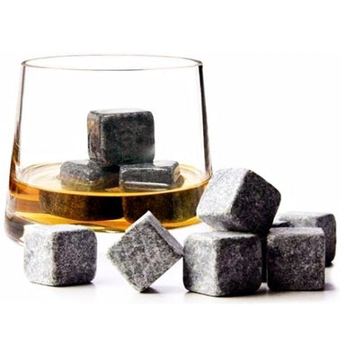 Whiskey Stones 9pcs