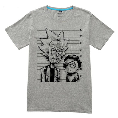 Bad Rick And Morty Premium T