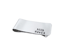 Beer Money Clip, Custom Money Clip, Funny Dad Gift #1 Dad, Fathers Day Gift, Gift for Dad, Gift, Money Clips, HandmadeLoveStories, HandmadeLoveStories , [Handmade_Love_Stories], [Hand_Stamped_Jewelry], [Etsy_Stamped_Jewelry], [Etsy_Jewelry]