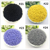 1000pcs 2mm Charm Czech Glass Seed Beads DIY Bracelet Necklace For Jewelry Making Accessories