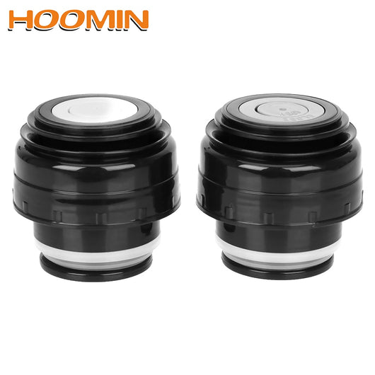 HOOMIN 5.2cm Diameter Bullet Flask Cover Vacuum Flask Lid Drinkware Thermos Cover Stainless Thermoses Mug Outlet Travel Cup