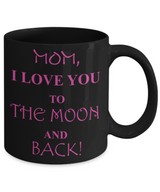 Mother's Day Gift Ideas - Cute Mom's Coffee Mugs - Funny Coffee Mugs