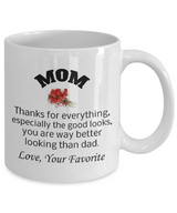 Perfect Gift for Mom - Good Looking Mom