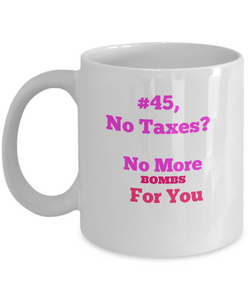 Funny Presidential Coffee Mugs - Best Coffee Mugs - Cute Coffee Mugs
