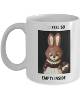 EASTER BUNNY CHOCOLATE MUGS