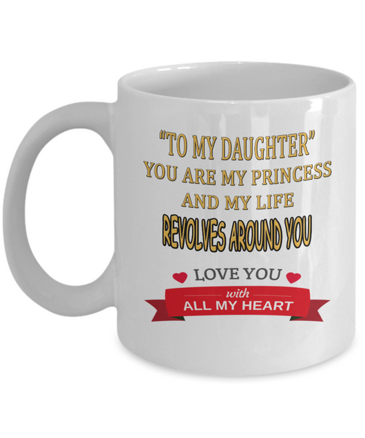 You Are My Princess Mug