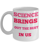 Best Science Coffee Mug - Science Coffee Mug - Best Science Cute Mug
