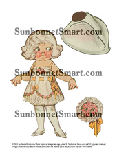 Dolly Dingle Grand Opera Pagliacci Printable Paper Dolls