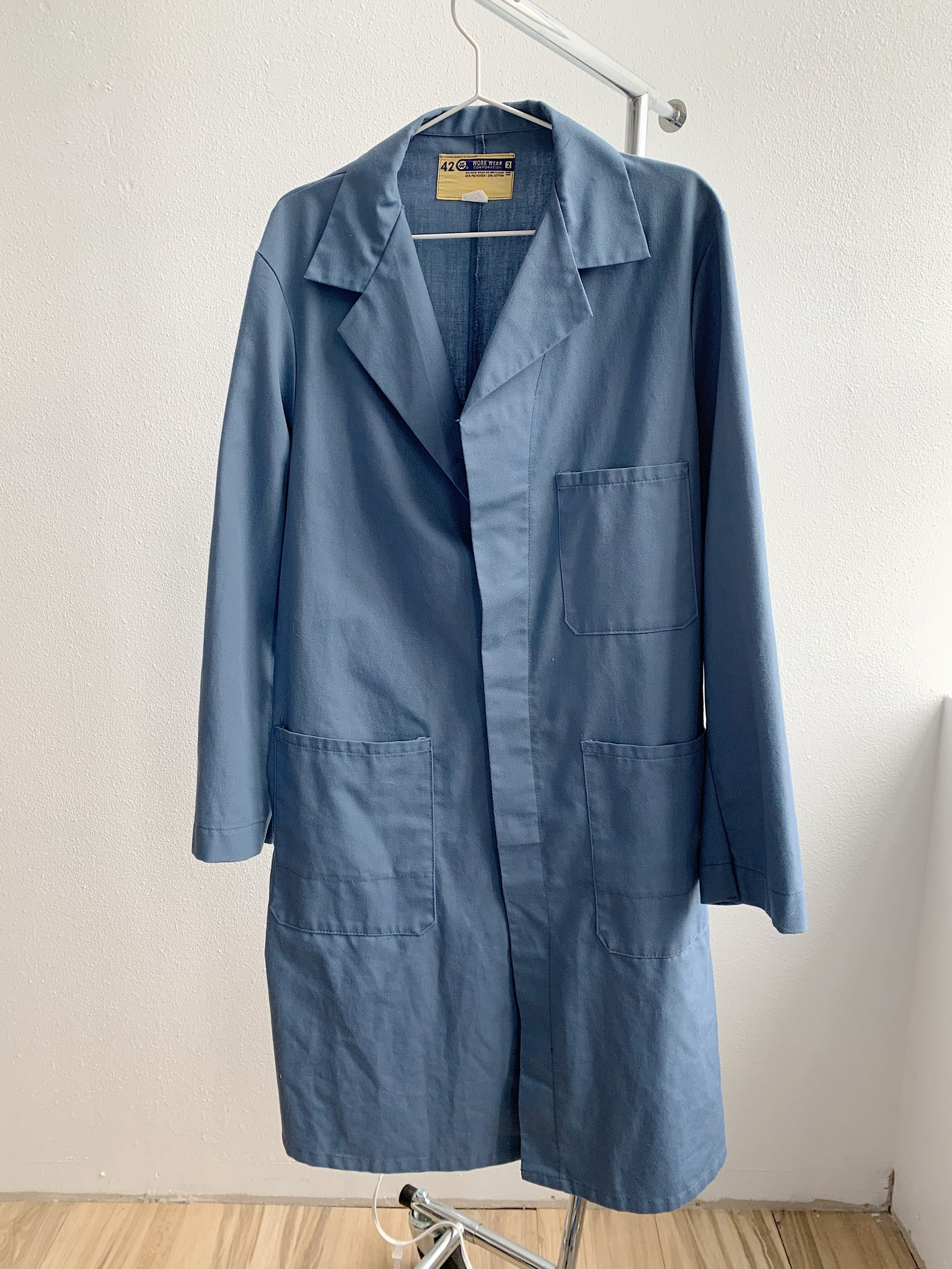 workwear lab coat