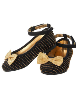 CRAZY8 STRIPE MARY JANE FLATS us5(20), us6(22),us7(23)