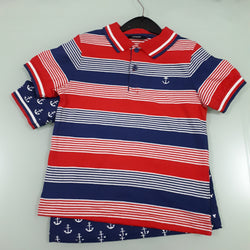 1.GEORGE POLO TEE(2-3yrs)