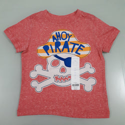 1.J.Khaki Pirate Top (2yrs,3yrs,4yrs)