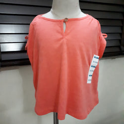 Old Navy Girls Orange Top (2yrs,4yrs)