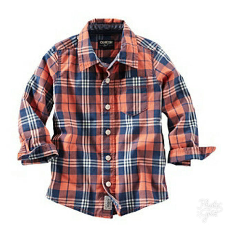 OSHKOSH SHIRT (2yrs)