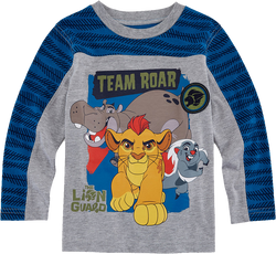 Disney Lion Guard Team Roar(2yrs,3yrs,4yrs)