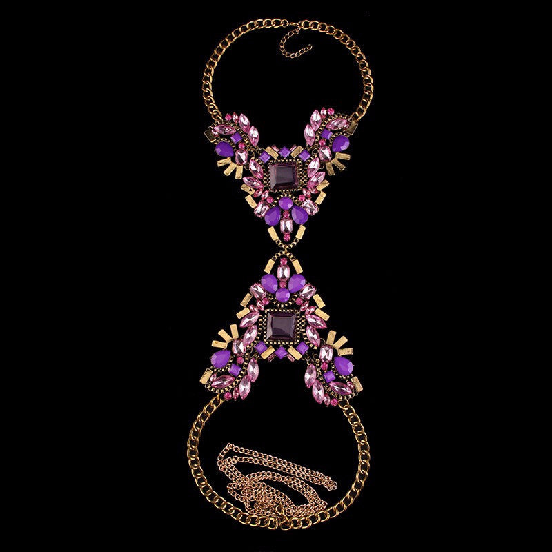 Exquisite Body Jewelry