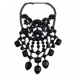 Grand Rhinestone Necklace