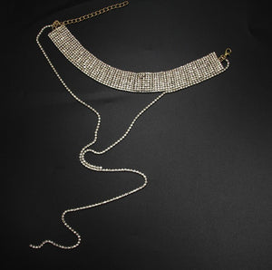 Diamond Choker Necklace