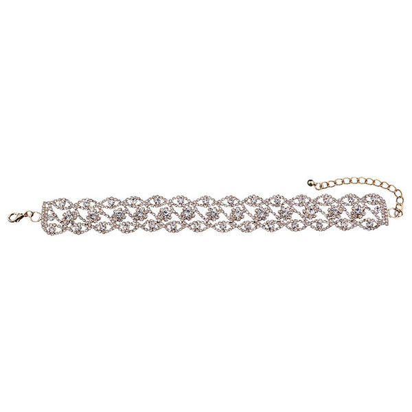 Elegant Diamond Choker
