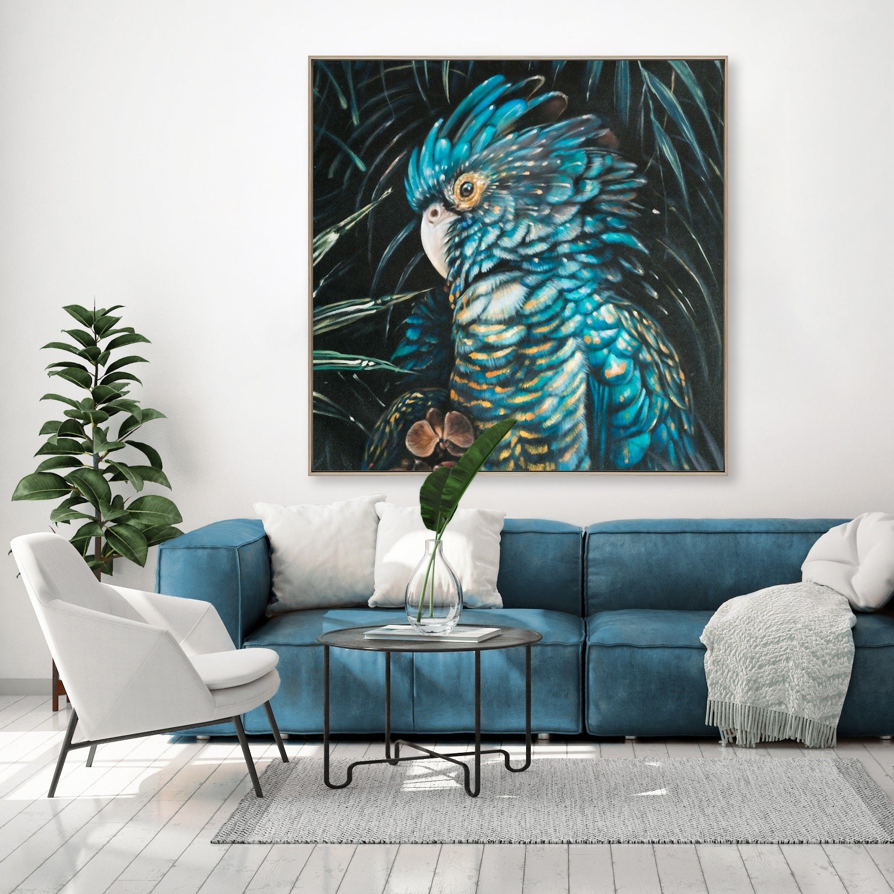 Luxury Furniture | Bird Wall Art