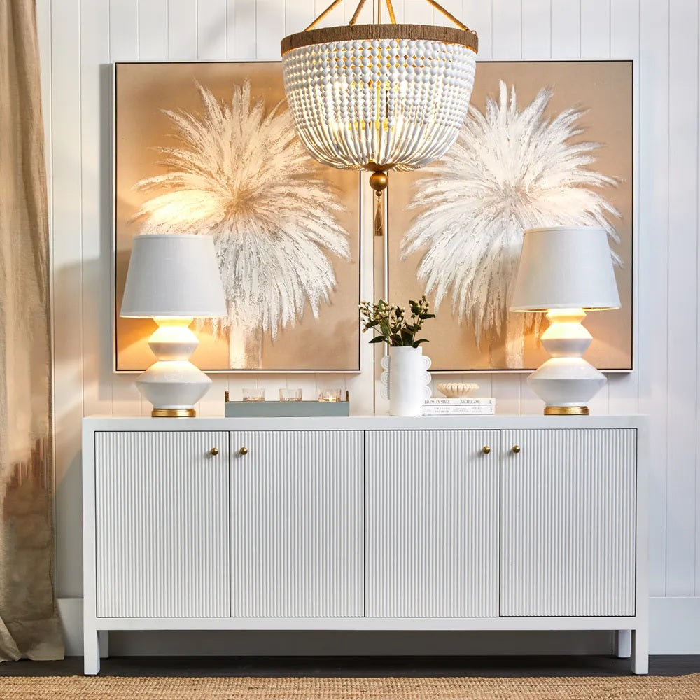 Luxury Furniture | Luxe Furniture | White Buffets